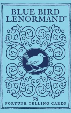 Blue Bird Lenormand Cards
