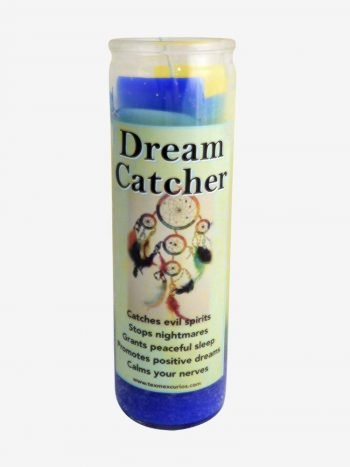 Dreamcatcher candle