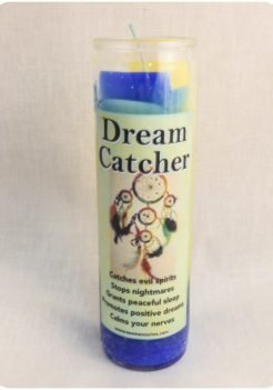 Dream catcher candle (triple strength candle)