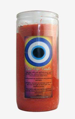 Evil Eye / Mal Ojo Jumbo candle