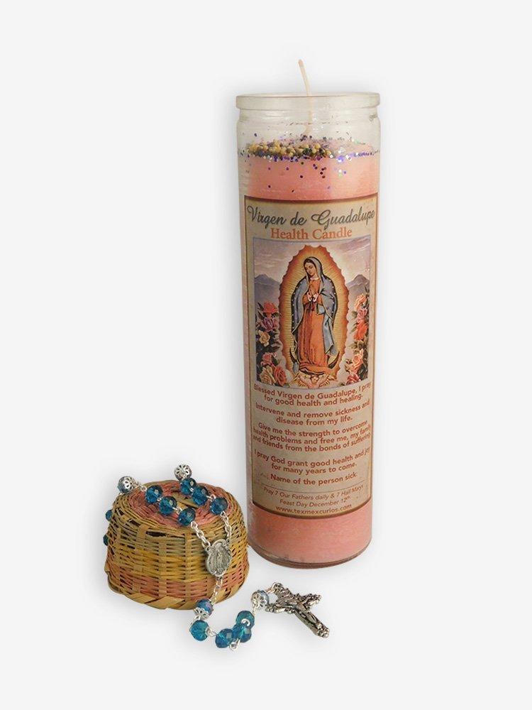 Virgen de Guadalupe health set