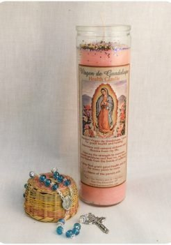 Virgen de Guadalupe health set