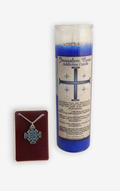 Jerusalem cross addiction set