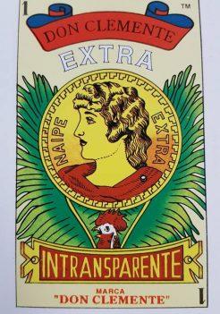Mexican naipes tarot cards