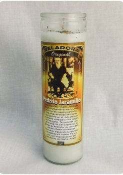 Don Pedrito Jaramillo Candle