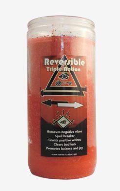 Reversible Jumbo Candle