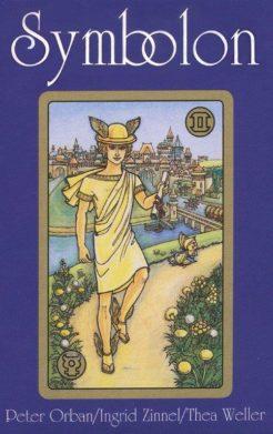 Symbolon pocket card deck