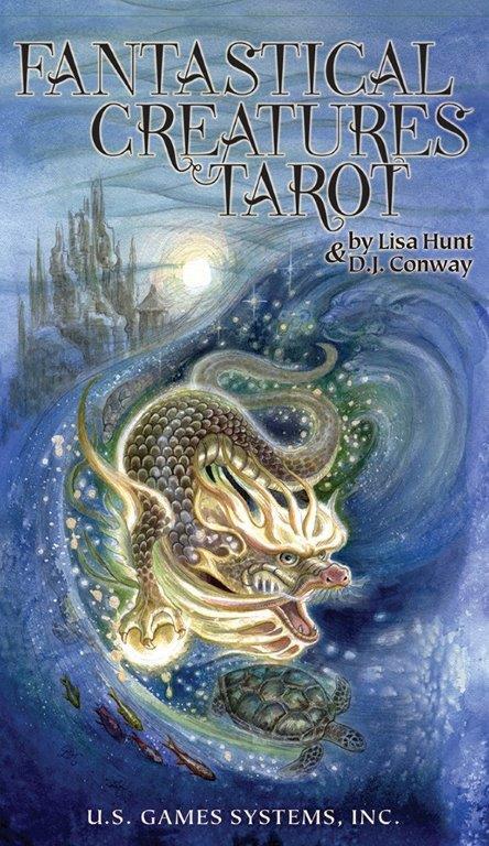 Fantastical Creatures Tarot Cards