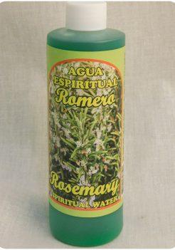 Rosemary / Romero Spiritual Water