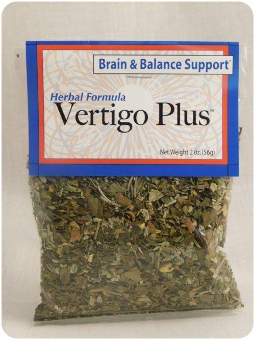 Vertigo herbal tea formula