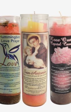 Combo chain candle burning service