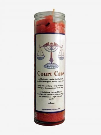 COURT CASE TRIPLE STRENGTH CANDLE