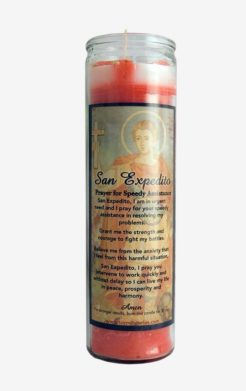 San Expeditio Triple Strength Candle