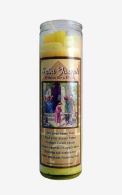 Saint Joseph Triple Strength Home Candle