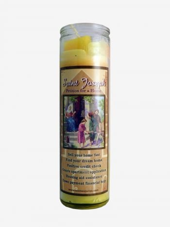 Saint Joseph Triple Strength Home Candle