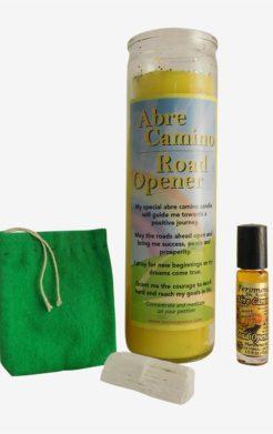 Abre Camino / Road Opener Ritual Set