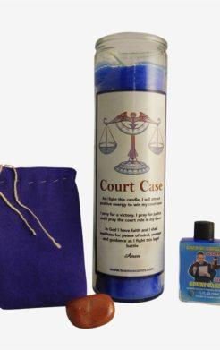 Court Case Ritual Set