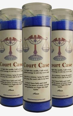 Court Case Candle Altar combo
