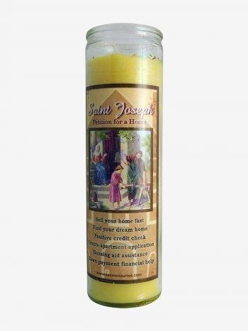 Saint Joseph Candle