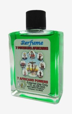 7 African Powers – 7 Potencias Perfume