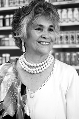 Lucia Orea Chapa - Herbalist, 2nd Generation Owner