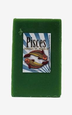 Pisces Zodiac Soap