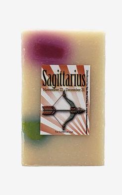 Sagittarius Zodiac Soap